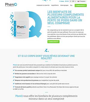 Phenol French Website